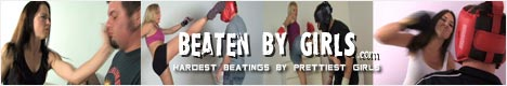beaten by girls - amateur femdom